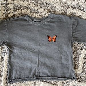 O'Neill butterfly baby tee